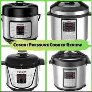 Cosori Pressure Cooker Reviews | How They Compare