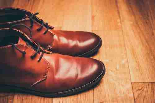 tips to organize men's shoes