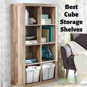 10 Best Cube Storage Shelves | Reviews & Buyer's Guide (2020)