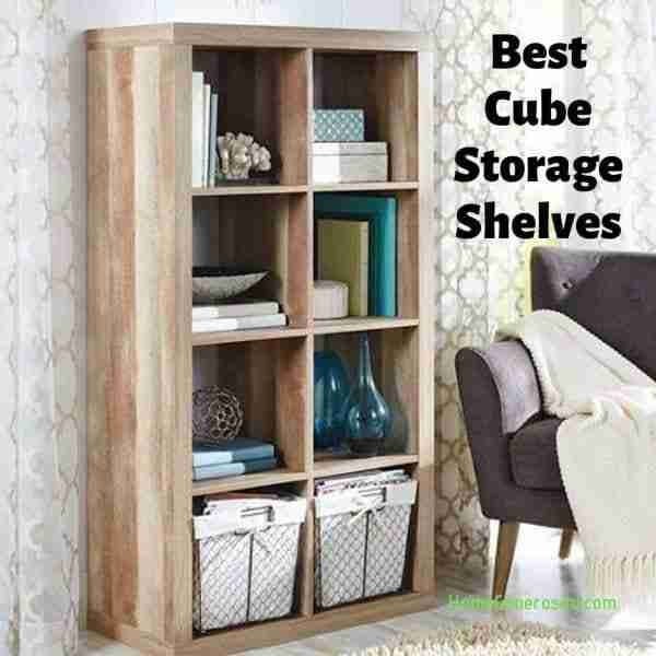 Reviews of Best Cube Storage Shelves