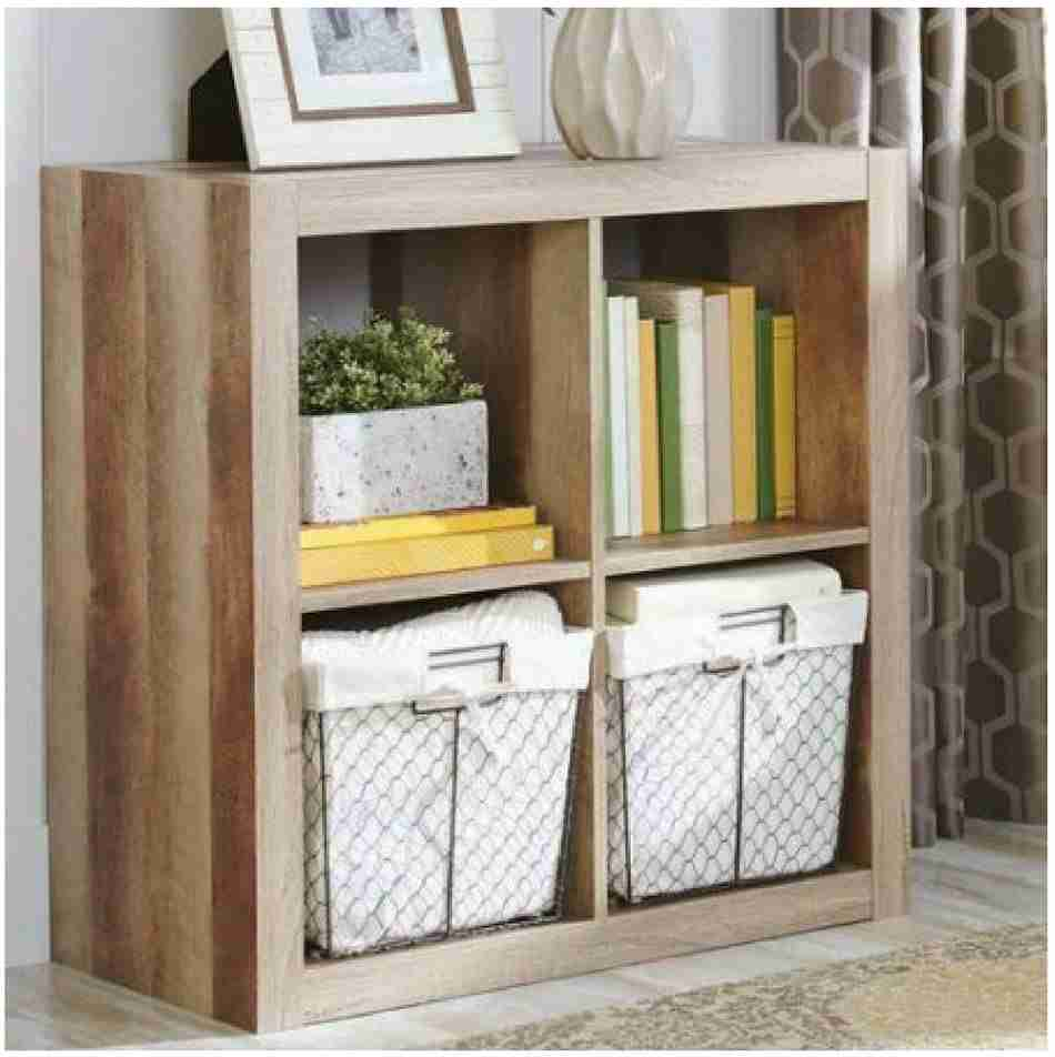 better homes and gardens square 4 cube organizer image