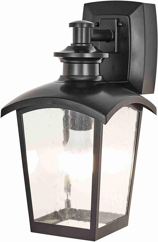 home luminaire 1 light outdoor wall lantern
